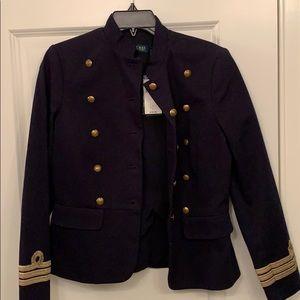 Lauren Ralph Lauren military blazer NEW💥💥